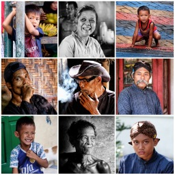 Faces of Central Java Jan 2020